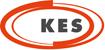 Logo KES – kabelové a elektrické systémy, spol. s r. o.