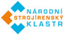 Logo Národní strojírenský klastr, o.s.