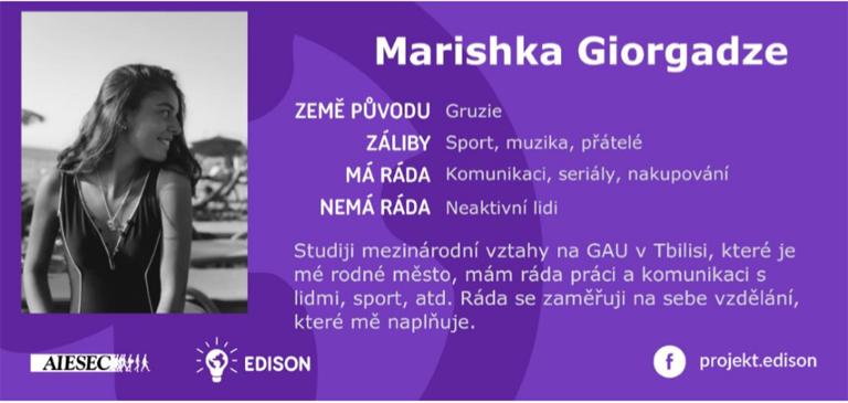 Marishka Giorgadze